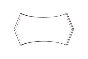 Hwaiian Quilt バッグ持ち手の縫い方